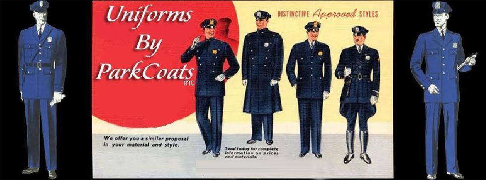 Police Uniforms Brooklyn NY   Uniforms By Park Coats Inc.