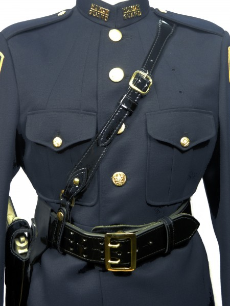 Honor Guard Navy Blue Uniforms By Park Coats