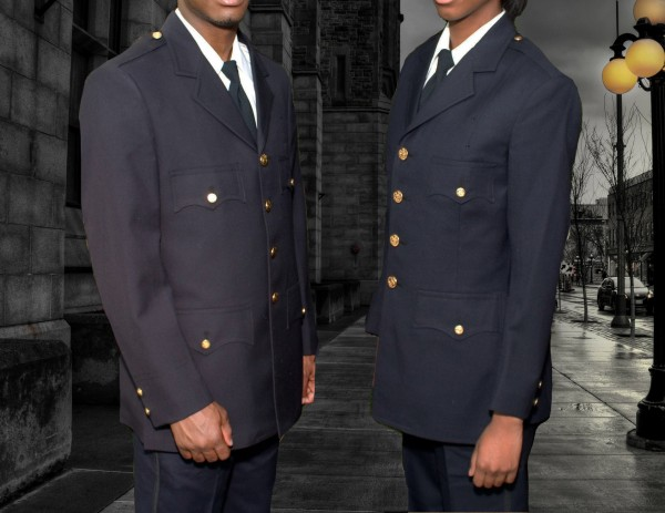 Class A Uniform PD