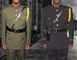 Honor Guard Uniform